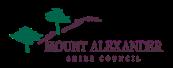 logo mount alexander shire council